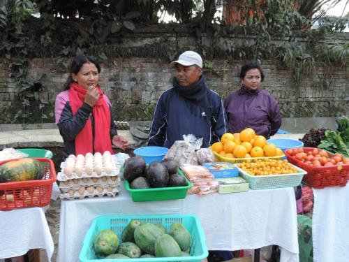 Kathmandu Farmers Markets | Sharing4good