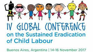 iv global conference on the sustained eradication of child labour